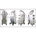 E-light ipl rf nd yag Laser Multifunktionsmaschine