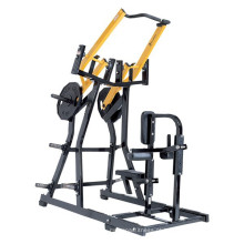 nomes de equipamentos de fitness Iso-lateral Front Lat Pulldown / máquina de força de martelo