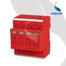Сетевой фильтр Saipwell с заземлением и защитой от перенапряжения 20 KA с сетевым фильтром