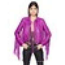 fashion leather wear for girl women ladies jacket
