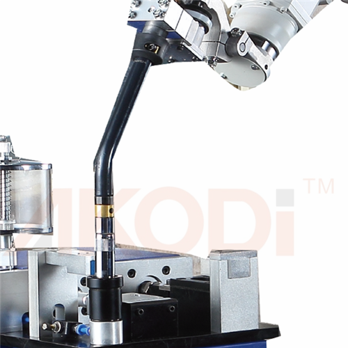 Robotic Nozzle Cleaning Station