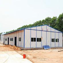 Prefab Steel Structure Economical Solution House