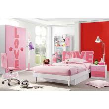 Modern MDF Bedroom Sets Furniture for Children (L105)