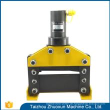 Überlegene Qualität Hydraulische Werkzeuge Kupfer Extrudieren 30Ton Bus Verarbeitung Automatische Sammelschiene Schneidemaschine