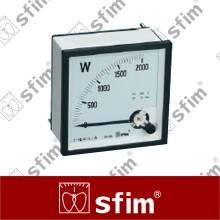 Analog Watt Meter