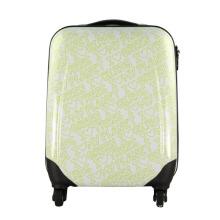Новая мода зеленый багаж ПК путешествие мешок чемодан (НХ-W3635)