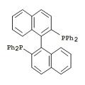 Chiral Chemical CAS Nr. 76189-55-4 (R) -Binap; (R) -2, 2'-Bis (diphenylphosphino) -1,1'-binaphthalin