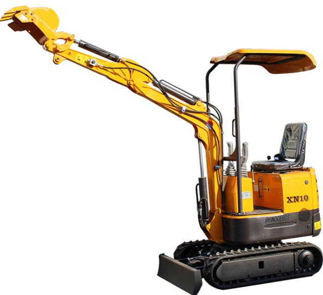 Rhinoceros Excavators Mini For Sale 3
