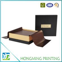 Luxury Gold Logo Chocolate Gift Box with Insert
