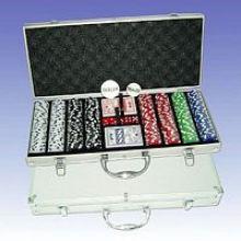 Poker Chips Set (P400L )