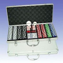 Juego de Chips de Poker (P400L)
