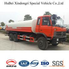 20 cbm Dongfeng Euro 4 Highway Maintenance Water Tank Tank Tank
