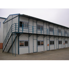Steel Structure Prefabricated Modular Temporary House (KXD-pH1466)