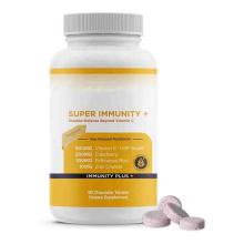 Effervescent Vitamin c Tablets 1000mg Pills For Immune System
