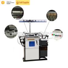 Máquina que hace punto automática de la computadora pequeña hx-305 para el guante del trabajo de la materia textil de la producción