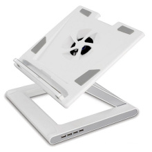 Notebook-Kühlständer mit USB 2.0 4 Ports Hub