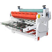 Carton making machine 2 ply corrugated paper sheet cutting machine