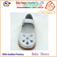 0-24months zapatos de caminata únicos duros del bebé lindo