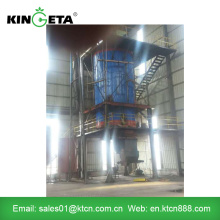 Power produced low price biomass gasifier
