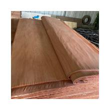 Thailand factory direct cheap price gurjan face veneer / keruing face veneer