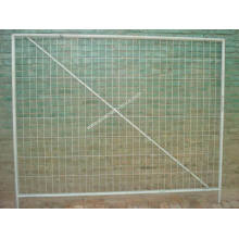 Temporary Wire Mesh Fence - 04