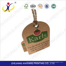 Proper Preis Top-Qualität Hang-Tag-Label