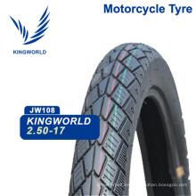 Nuevo neumático de la motocicleta de China Qingdao