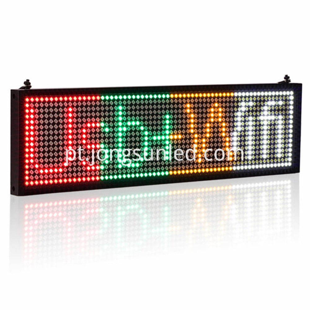 Led Message Display 15