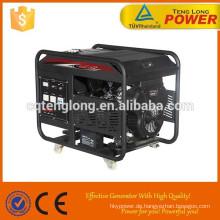 Portable AC Single Phase / Skiathlet Phase 10kw-Benzin-Generator