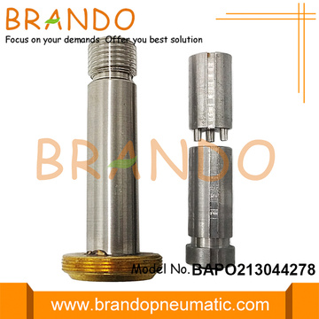 NO M25 Brass Seat Stainless Steel Armature Plunger