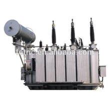 Oil immersed type 66kv 110kv 220kv 63mva power transformer