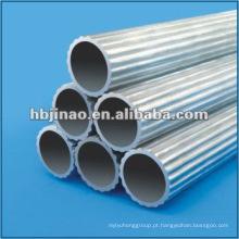Tubo de aço sem costura / tubos de acero