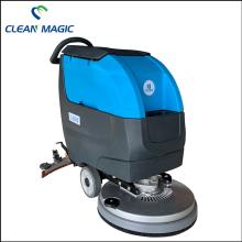 Промышленная машина для очистки полов скруббер-сушилка