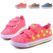 2014 Newest Children Casual Canvas Shoes (BF-BL04)