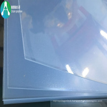 2mm Thick Transparent Rigid PVC Sheet For Cold Bending