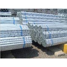 Tubos de aço galvanizado imerso a quente
