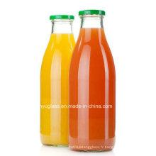250 ml, 500 ml, 1000 ml Bouteilles de jus de boissons à base de lait