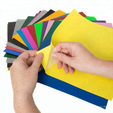 Wholesale Custom Colors Heat Transfer Sheets Film for clothing