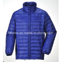 Men′s Winter Fake Down Jacket