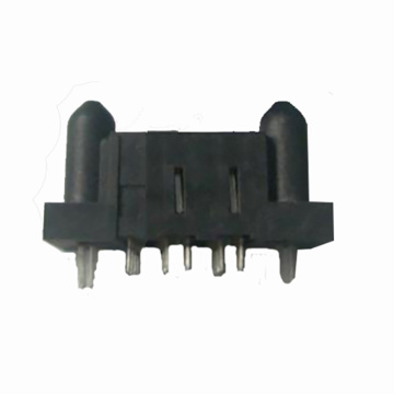 6.35MM 2P Power + 4P Signal Female Power Connector