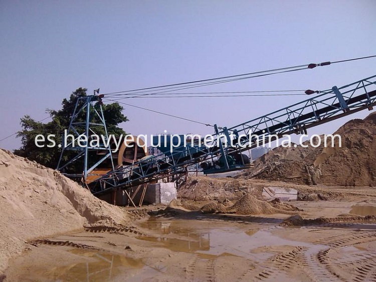River Sand Washing Machine