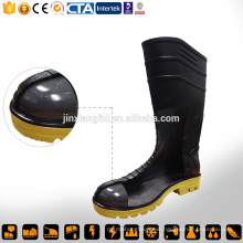 pvc rubber safety plastic boots