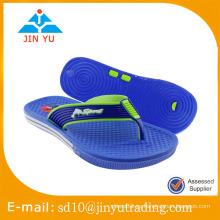 2016 China fábrica de precios de los hombres PVC flip flop sandalia sandalia