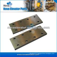 Elevator Shaft Components, Elevator Spare Parts, Elevator Fishplate