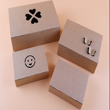 Disposable Fried chicken takeout packaging box