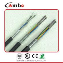 FTTH Optical fiber 6 Core 8 Core GYTS53