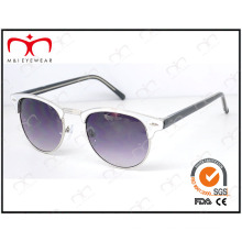 Classical and Hot Selling UV400 Metal Sunglasses (KM15033)