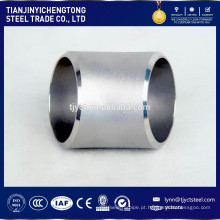 Preços de cotovelo de tubo de aço inoxidável 316L