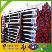 Api 5l grade X42 tuyau en acier sans soudure
