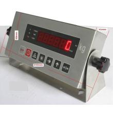 CE Indicador Digital de Aço Inoxidável